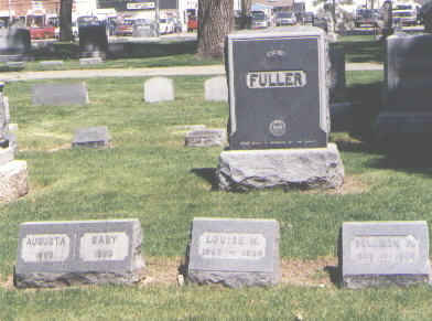FULLER, BABY - Boulder County, Colorado | BABY FULLER - Colorado Gravestone Photos