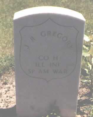 GREGORY, J. R. - Boulder County, Colorado | J. R. GREGORY - Colorado Gravestone Photos
