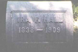 HALL, IRE F. - Boulder County, Colorado   IRE F. HALL - Colorado Gravestone Photos