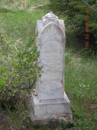 KNOOP, JOHN - Boulder County, Colorado   JOHN KNOOP - Colorado Gravestone Photos