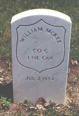 MCKEE, WILLIAM - Boulder County, Colorado | WILLIAM MCKEE - Colorado Gravestone Photos