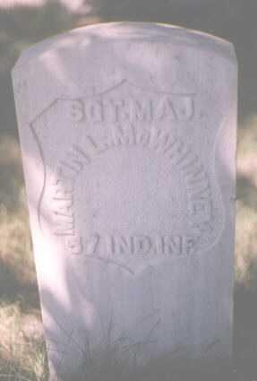 MCWHINNEY, MARTIN L. - Boulder County, Colorado | MARTIN L. MCWHINNEY - Colorado Gravestone Photos
