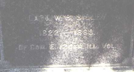 SIGLEY, W. B. - Boulder County, Colorado | W. B. SIGLEY - Colorado Gravestone Photos