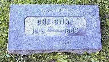 AMICONE, CHRISTINE - Chaffee County, Colorado | CHRISTINE AMICONE - Colorado Gravestone Photos