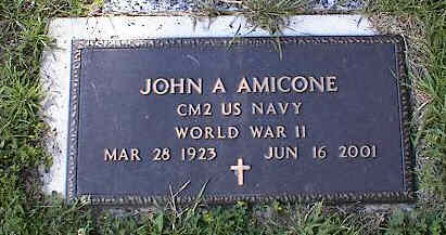 AMICONE, JOHN A. - Chaffee County, Colorado | JOHN A. AMICONE - Colorado Gravestone Photos