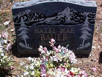 BALIER, HAZEL MAE - Chaffee County, Colorado | HAZEL MAE BALIER - Colorado Gravestone Photos