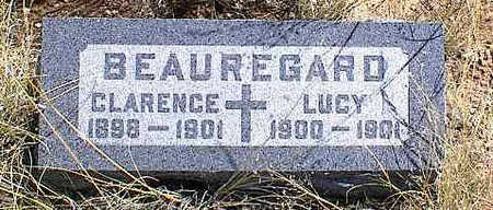 BEAUREGARD, LUCY - Chaffee County, Colorado   LUCY BEAUREGARD - Colorado Gravestone Photos