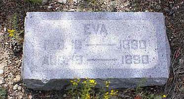 BEMENT, EVA - Chaffee County, Colorado | EVA BEMENT - Colorado Gravestone Photos