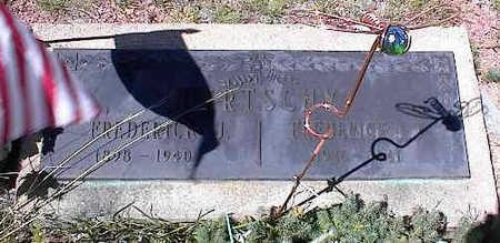 BERTSCHY, FREDERICK JOSEPH - Chaffee County, Colorado   FREDERICK JOSEPH BERTSCHY - Colorado Gravestone Photos