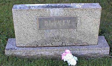 BLAKEY, MONUMENT - Chaffee County, Colorado | MONUMENT BLAKEY - Colorado Gravestone Photos