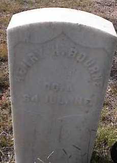 BOURNE, HENRY H. - Chaffee County, Colorado | HENRY H. BOURNE - Colorado Gravestone Photos