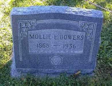 BOWERS, MOLLIE - Chaffee County, Colorado | MOLLIE BOWERS - Colorado Gravestone Photos