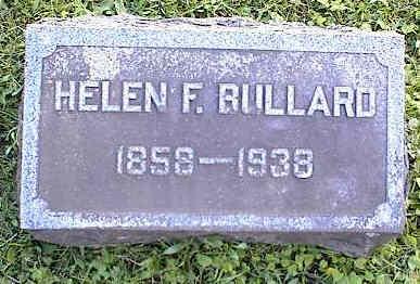 BULLARD, HELEN F. - Chaffee County, Colorado | HELEN F. BULLARD - Colorado Gravestone Photos