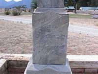 CHISHOLM, ALEXANDER - Chaffee County, Colorado | ALEXANDER CHISHOLM - Colorado Gravestone Photos
