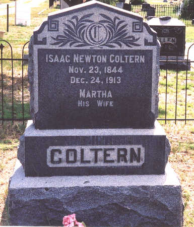 COLTERN, MARTHA - Chaffee County, Colorado | MARTHA COLTERN - Colorado Gravestone Photos