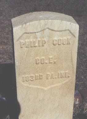 COOK, PHILIP - Chaffee County, Colorado | PHILIP COOK - Colorado Gravestone Photos