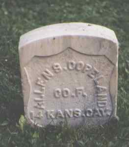 COPELAND, ALLEN S. - Chaffee County, Colorado | ALLEN S. COPELAND - Colorado Gravestone Photos