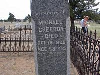 CREEDON, MICHAEL - Chaffee County, Colorado | MICHAEL CREEDON - Colorado Gravestone Photos