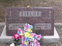 MAHON FIELDS, KATHLEEN J. - Chaffee County, Colorado | KATHLEEN J. MAHON FIELDS - Colorado Gravestone Photos