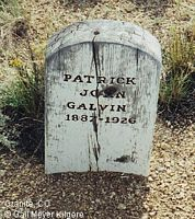GALVIN, PATRICK JOHN - Chaffee County, Colorado | PATRICK JOHN GALVIN - Colorado Gravestone Photos