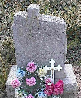 GARCIA, AMARANTE - Chaffee County, Colorado | AMARANTE GARCIA - Colorado Gravestone Photos
