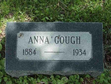 GOUGH, ANNA - Chaffee County, Colorado | ANNA GOUGH - Colorado Gravestone Photos