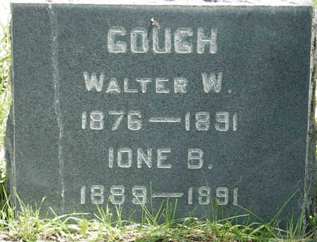GOUGH, IONE B. - Chaffee County, Colorado | IONE B. GOUGH - Colorado Gravestone Photos
