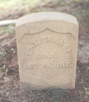 GRANGER, GEORGE T. - Chaffee County, Colorado | GEORGE T. GRANGER - Colorado Gravestone Photos