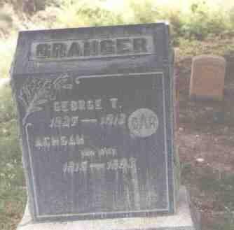 GRANGER, GEORGE T. - Chaffee County, Colorado | GEORGE T. GRANGER - Colorado Gravestone Photos