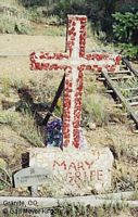 GRIPE, MARY - Chaffee County, Colorado | MARY GRIPE - Colorado Gravestone Photos
