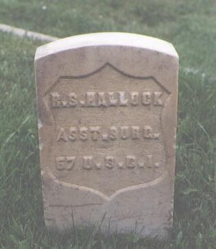 HALLOCK, R. S. - Chaffee County, Colorado | R. S. HALLOCK - Colorado Gravestone Photos
