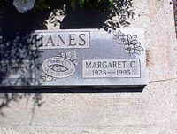 HANES, MARGARET C. - Chaffee County, Colorado   MARGARET C. HANES - Colorado Gravestone Photos