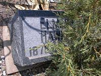 HAWKINS, ELMER E. - Chaffee County, Colorado | ELMER E. HAWKINS - Colorado Gravestone Photos