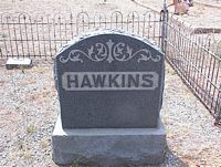 HAWKINS, MONUMENT - Chaffee County, Colorado | MONUMENT HAWKINS - Colorado Gravestone Photos