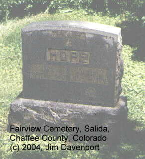 HOPE, JOHN E. - Chaffee County, Colorado | JOHN E. HOPE - Colorado Gravestone Photos