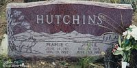 HUTCHINS, PEARLIE C. - Chaffee County, Colorado | PEARLIE C. HUTCHINS - Colorado Gravestone Photos