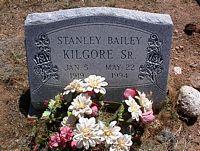KILGORE, SR., STANLEY BAILEY - Chaffee County, Colorado | STANLEY BAILEY KILGORE, SR. - Colorado Gravestone Photos