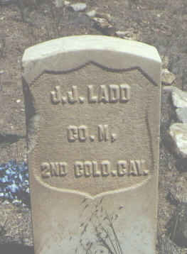 LADD, J. J. - Chaffee County, Colorado | J. J. LADD - Colorado Gravestone Photos