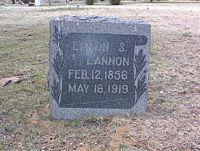 LANNON, EDMON S. - Chaffee County, Colorado | EDMON S. LANNON - Colorado Gravestone Photos