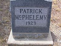 MCPHELEMY, PATRICK - Chaffee County, Colorado | PATRICK MCPHELEMY - Colorado Gravestone Photos