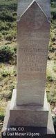 MITCHELL, EMMA - Chaffee County, Colorado | EMMA MITCHELL - Colorado Gravestone Photos