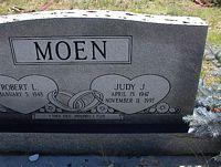 MOEN, ROBERT L. - Chaffee County, Colorado | ROBERT L. MOEN - Colorado Gravestone Photos