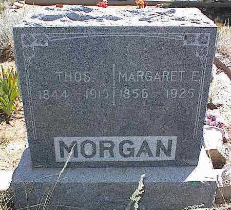 BASHAM MORGAN, MARGARET ELIZABETH - Chaffee County, Colorado | MARGARET ELIZABETH BASHAM MORGAN - Colorado Gravestone Photos