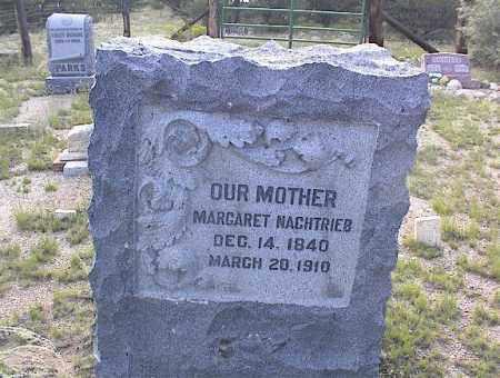 NACHTRIEB, MARGARET - Chaffee County, Colorado | MARGARET NACHTRIEB - Colorado Gravestone Photos