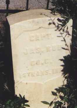 RUD, JAMES - Chaffee County, Colorado | JAMES RUD - Colorado Gravestone Photos