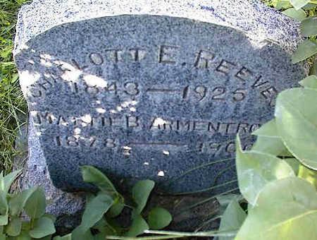 ARMENTRO, MATTIE B. - Chaffee County, Colorado   MATTIE B. ARMENTRO - Colorado Gravestone Photos