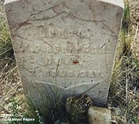 ROBINSON, EDWARD P. - Chaffee County, Colorado | EDWARD P. ROBINSON - Colorado Gravestone Photos