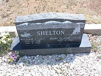 SHELTON, WILLIAM L. [LOU] - Chaffee County, Colorado | WILLIAM L. [LOU] SHELTON - Colorado Gravestone Photos