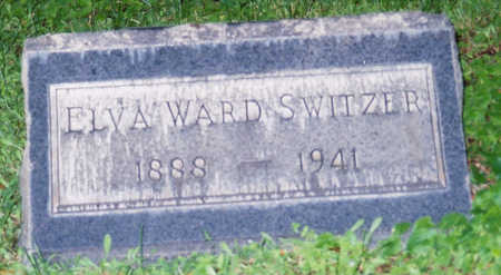 SWITZER, ELVA - Chaffee County, Colorado | ELVA SWITZER - Colorado Gravestone Photos