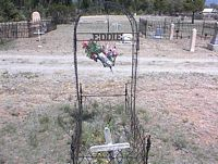 UNKNOWN, EDDIE - Chaffee County, Colorado | EDDIE UNKNOWN - Colorado Gravestone Photos